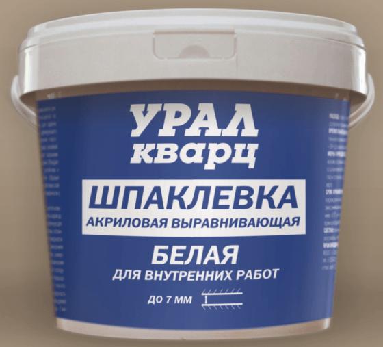 Шпаклевка для нанесения на пеноплекс
