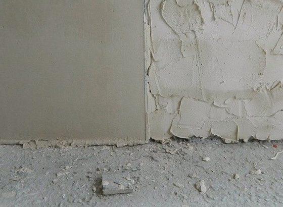 Цементная и гипсовая штукатурка