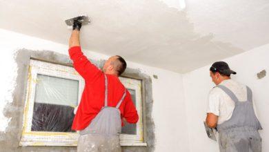 Как готовят потолок под покраску