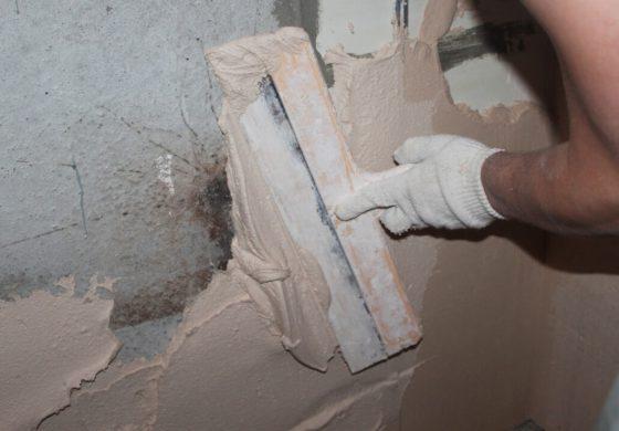 Как и чем штукатурить стены в ванной