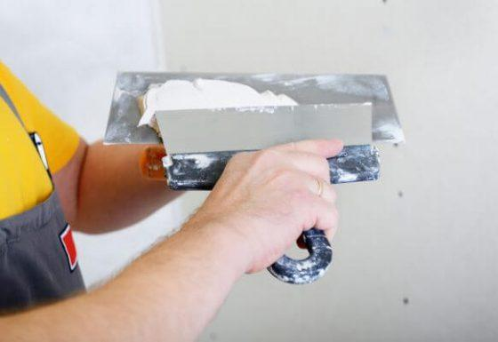 Как выполнить шпаклевку углов гипсокартона