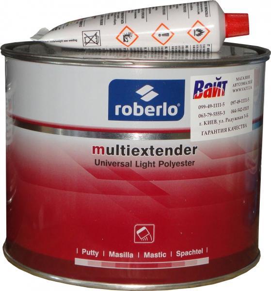 Шпаклевка для пластика Roberlo