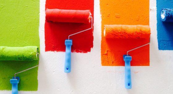 Водно дисперсионная краска