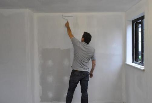 Как готовить стены под декоративную штукатурку