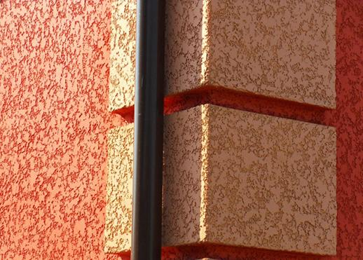 Покраска короеда в два цвета