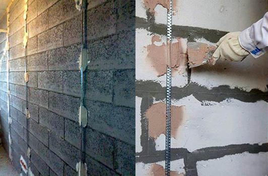 Важно ли потом убирать маяки со стен