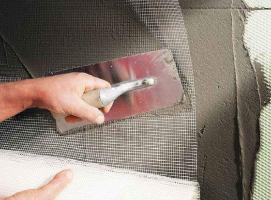 Как оштукатурить металлическую поверхность