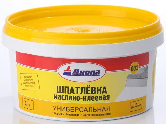 Масляно-клеевая шпаклевка для ДСП