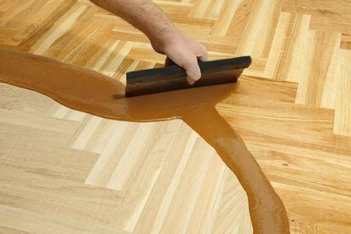 Чем шпаклевать деревянные полы