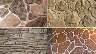 Как создать эффект камня из декоративной штукатурки