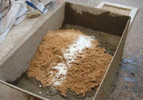 Цементно-песчаная штукатурка для дерева