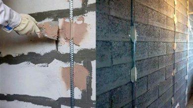 Как устанавливать маяки на стены