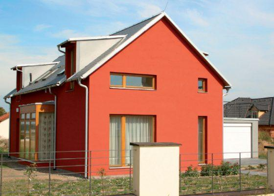 Какой краской покрасить фасад